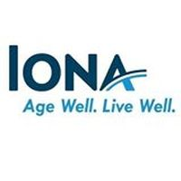 logo for Iona's Senior Services