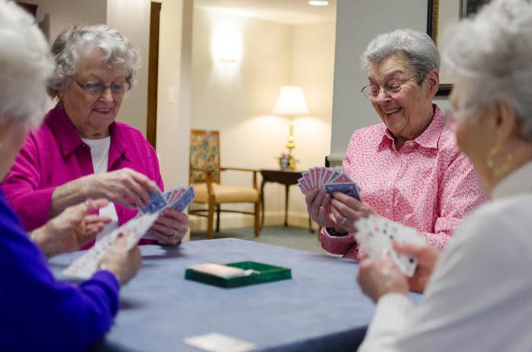 The Virginian Senior Housing Senior Living