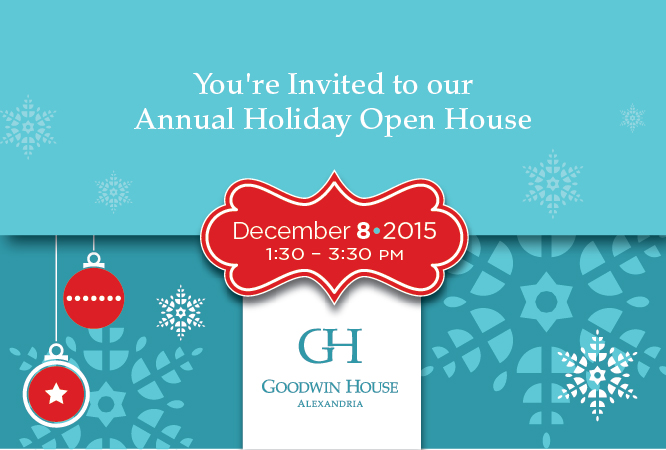 Holiday Open House by Goodwin House, Inc. in Alexandria VA