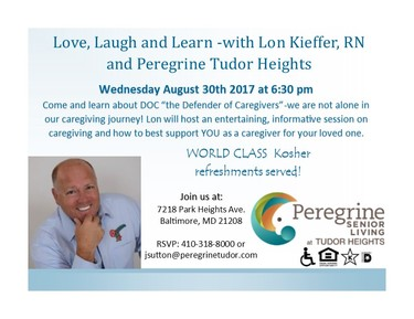 Love, Laugh and Learn with Lon Kieffer