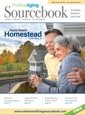Home Sweet  Homestead - Baltimore's newest Independent Living community