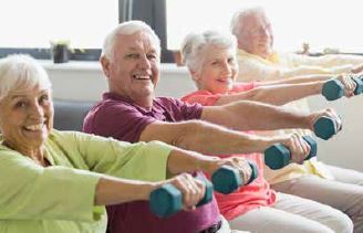 Senior Fitness - Stay Active in Your Golden Years