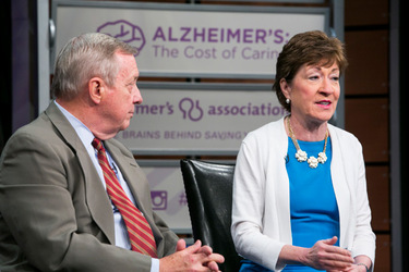 Senate Committee Unanimously Passes Bipartisan Bill to Fight Alzheimer's