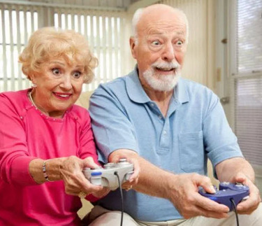 Research Finds 50 Million Adults Age 50+ Are Monthly Gamers, Up From 40 Million in 2016