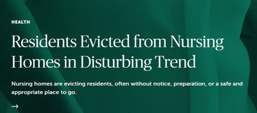 Nursing home evictions, affordable housing crisis for seniors explored in ABA e-journal