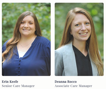 People on the Move - ElderTree - Erin Keefe and Deanna Rocco