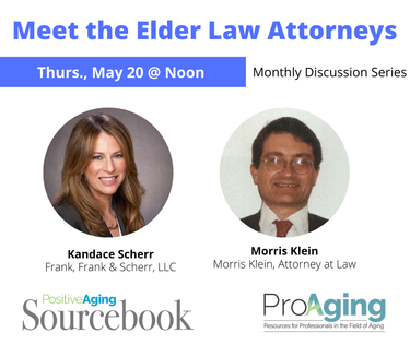 Meet the Elder Law Attorneys - Monthly Discussion Series