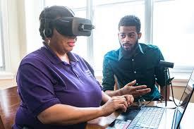 Disruptive VR as a Tool for a Truly Person-Centered Dementia Care Approach